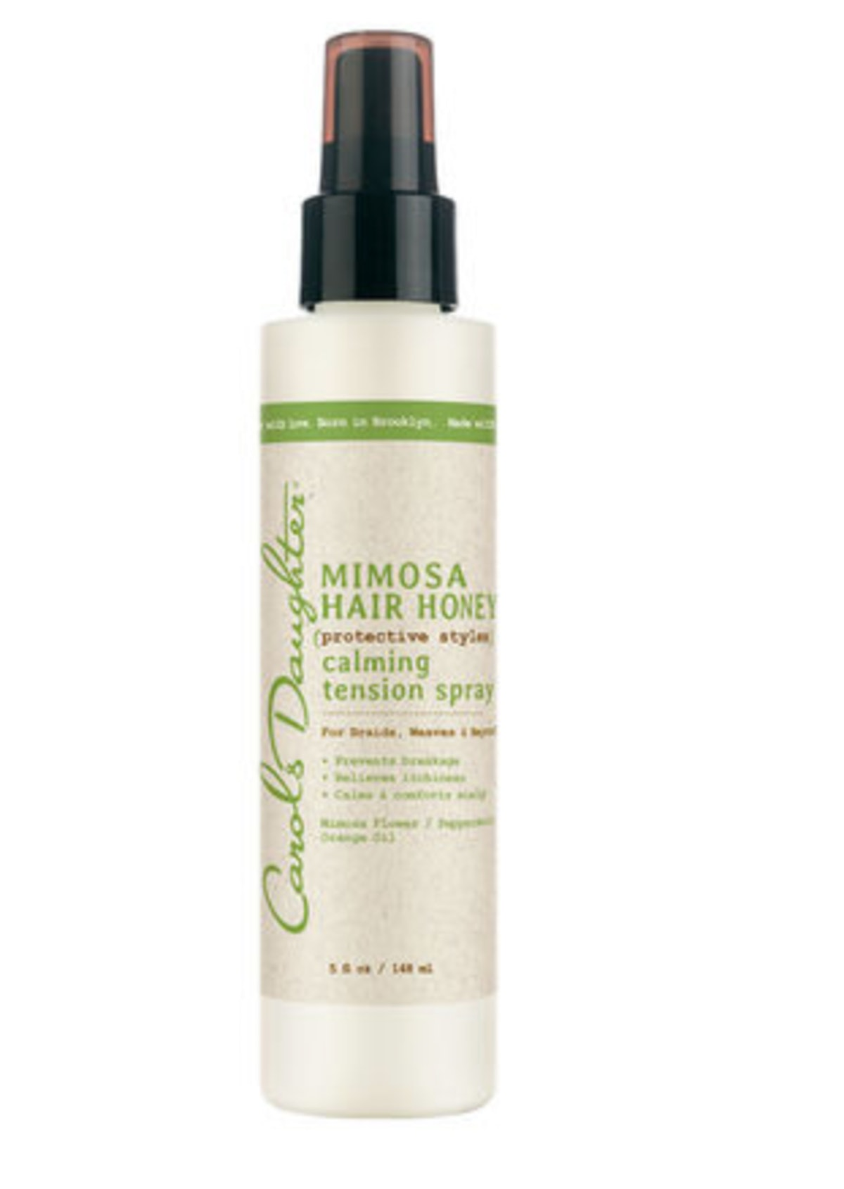Mimosa Hair Honey Calming Tension Spray