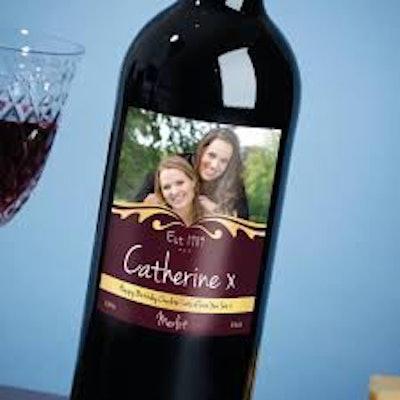 Photo Upload Merlot Red Wine
