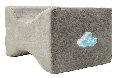 Cushy Cloud Orthopedic Memory Foam Knee Pillow