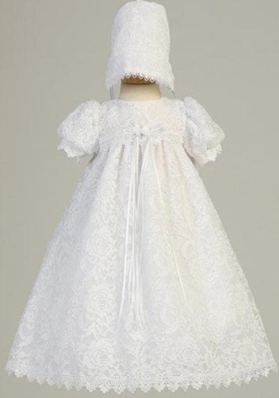 Victoria Christening Dress