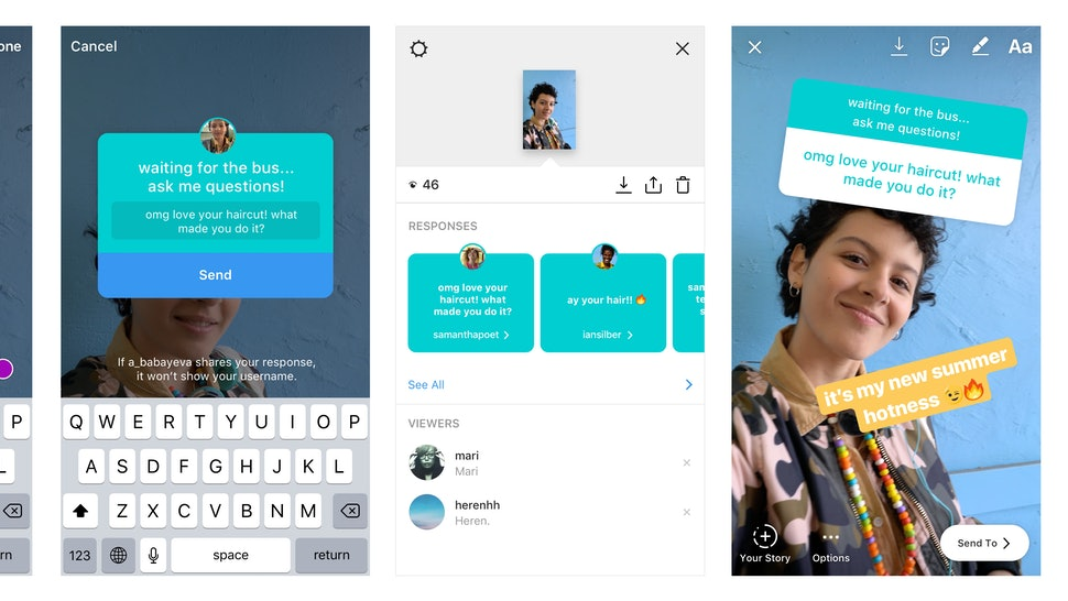 how to share post to instagram story