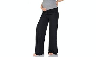 Beachcoco Maternity Wide Pants