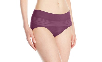 Warner's No Pinching No Problems Seamless Hipster Panty