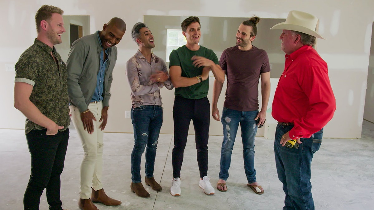 "'Queer Eye' Just Earned 4 Emmy Nominations & Fans Are Screaming ""YASSS"""