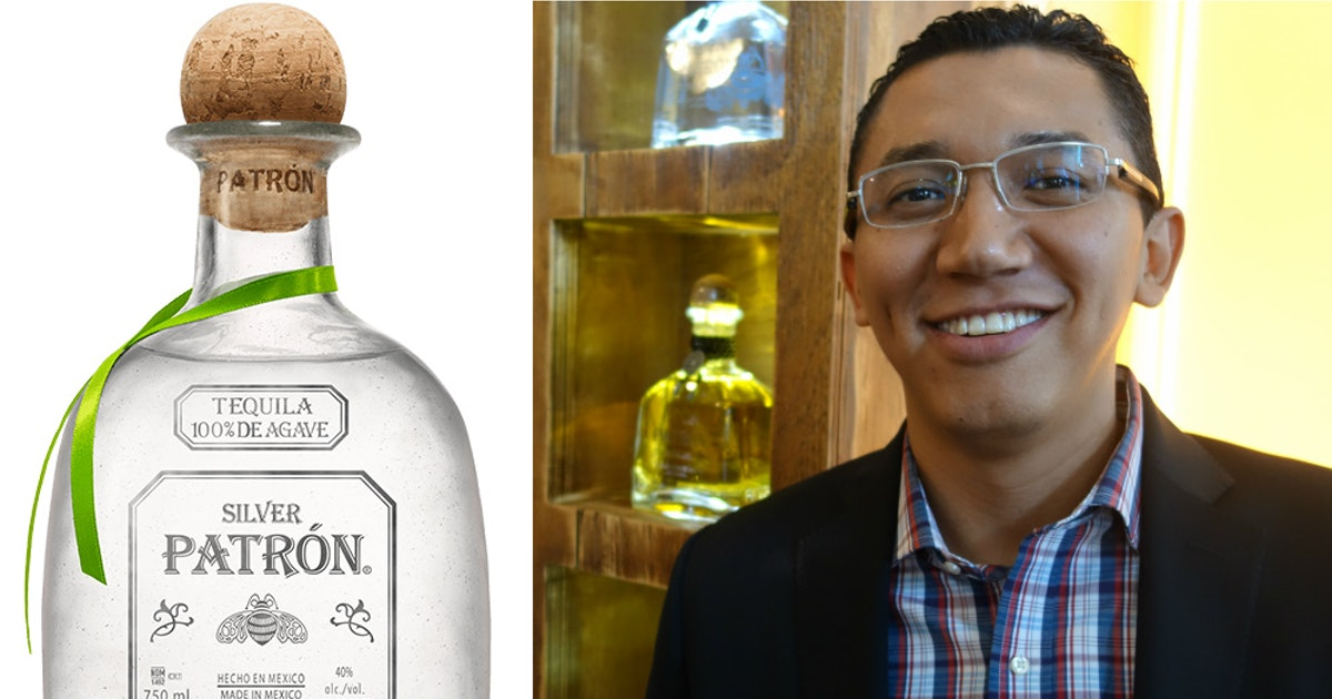 Antonio Rodriguez Is Patrón Tequila's Director Of Production & I'm Jealous