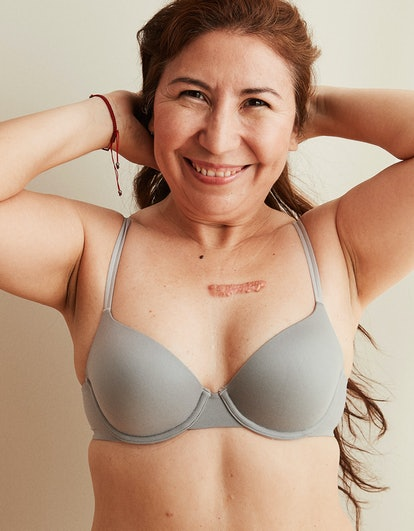 Real Sunnie Demi Lightly Lined Bra