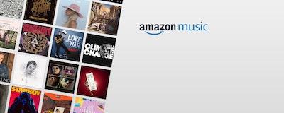 4-Month Amazon Music Subscription