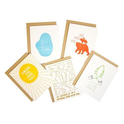 Adventure Greeting Card Kit