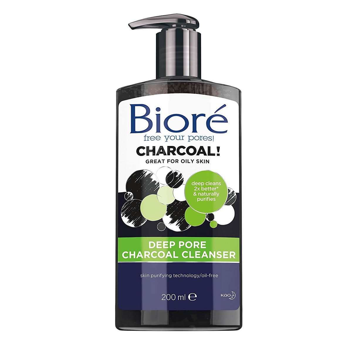 Deep Pore Charcoal Cleanser