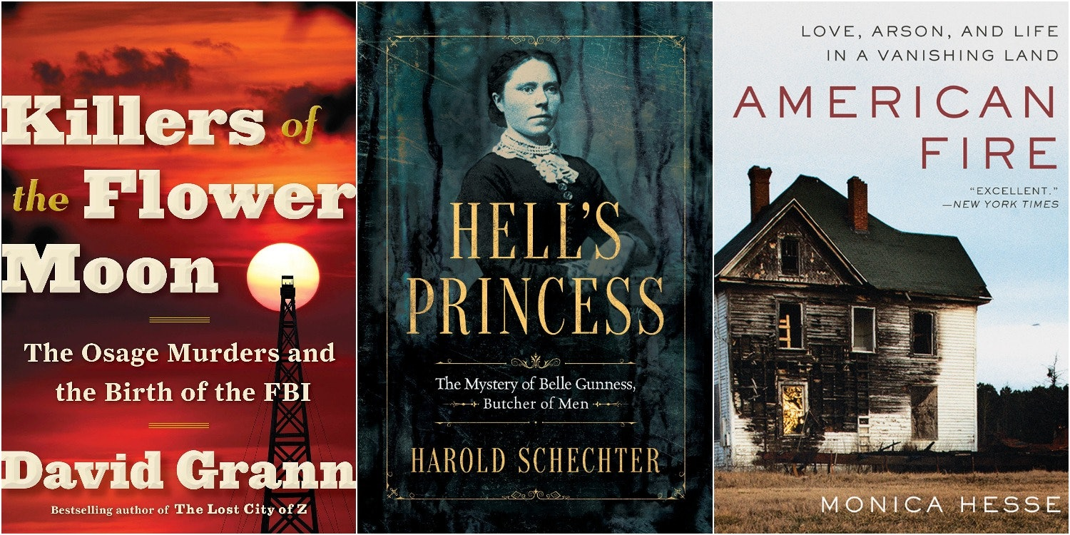 9 New True Crime Books That Should Definitely Be Movies