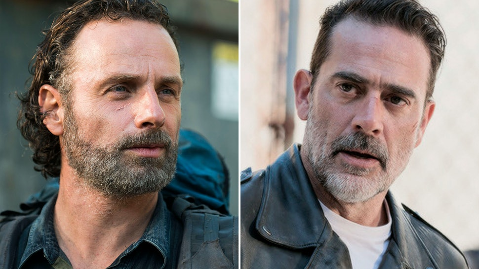 This 'Walking Dead' Theory About Jeffrey Dean Morgan's New Look