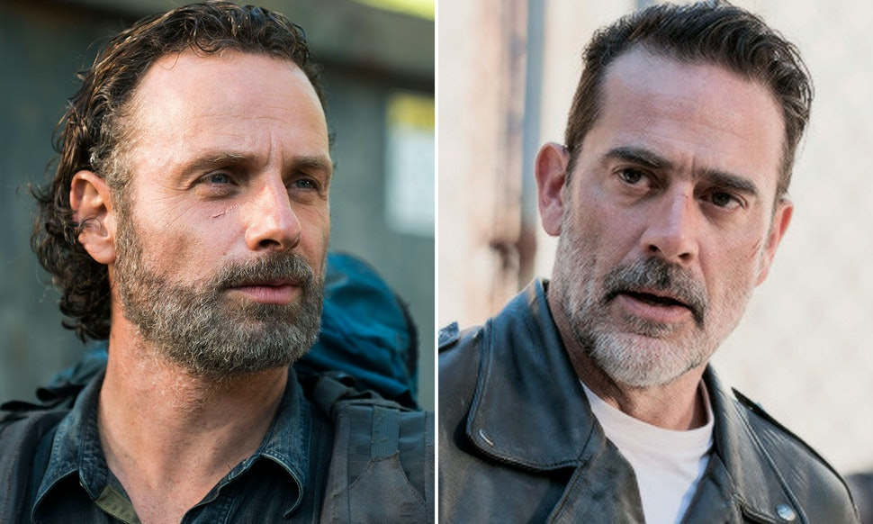 This Walking Dead Theory About Jeffrey Dean Morgans New Look