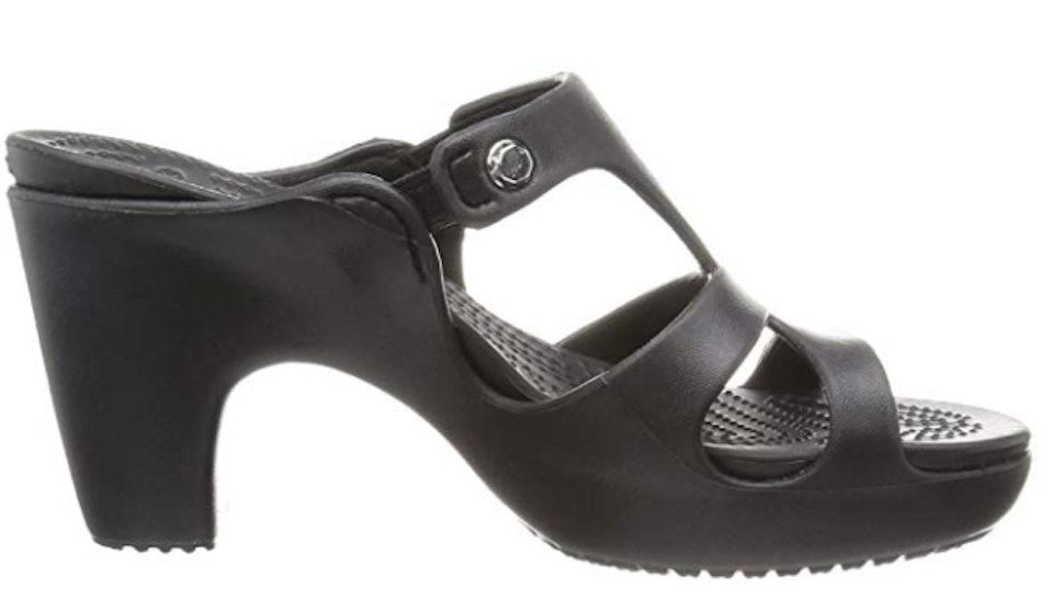 a88984690 Where To Buy High-Heeled Crocs Because