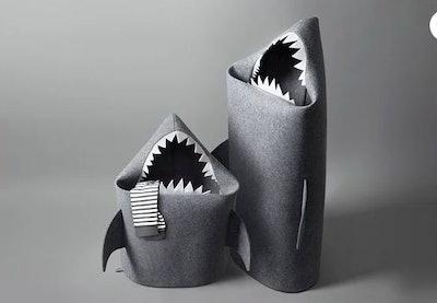 Toy Shark Bin