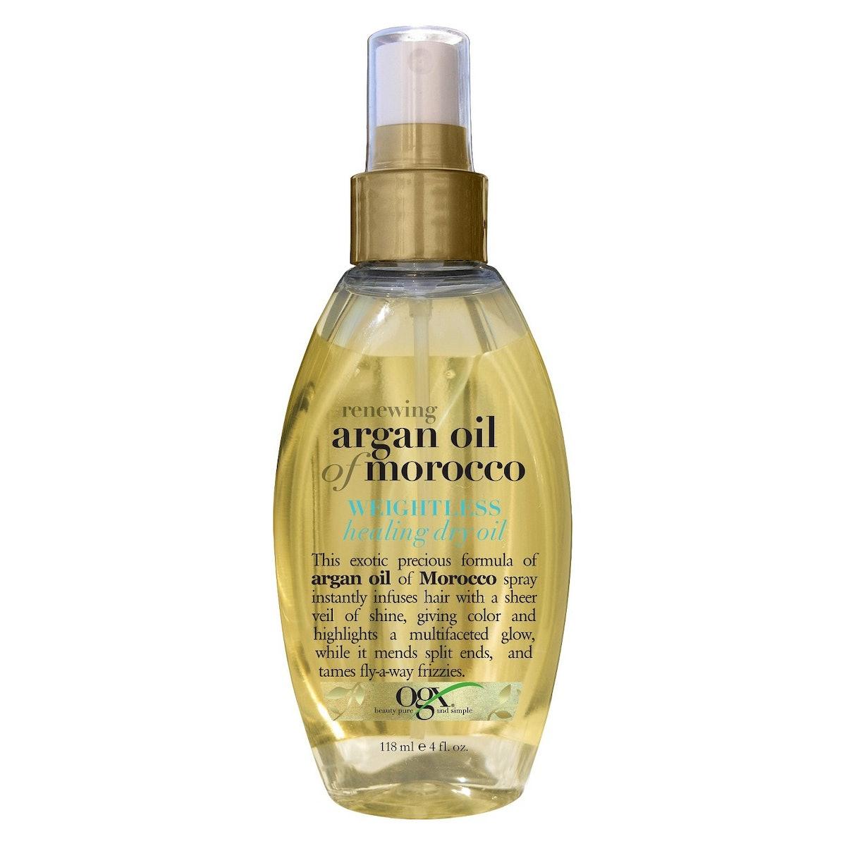 OGX Moroccan Argan Oil