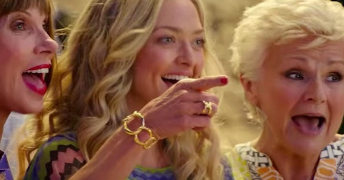 The 'Mamma Mia 2' Soun...