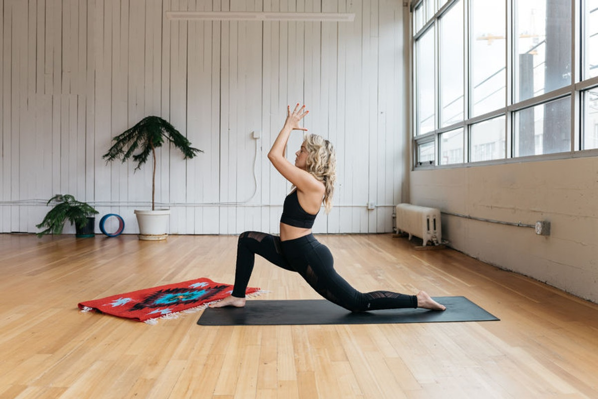 5 Yoga Poses To Clear Your Mind When Overthinking Gets The Best Of You