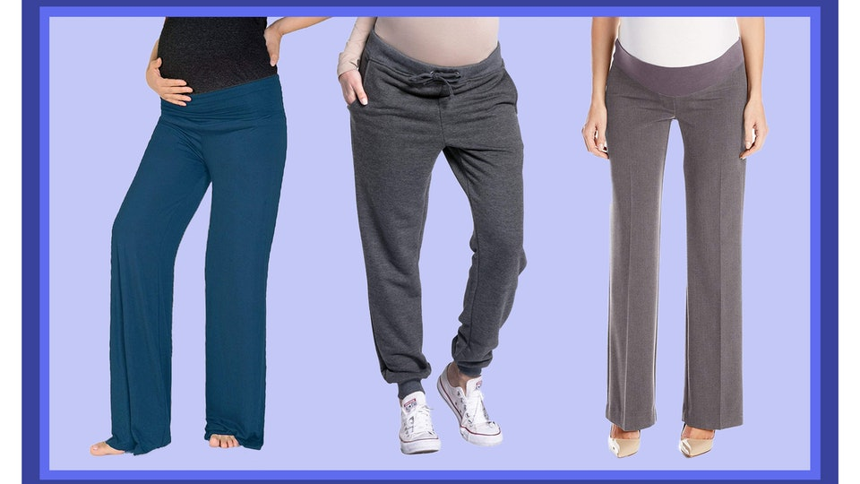 d63f27399a965 The Best Maternity Pants