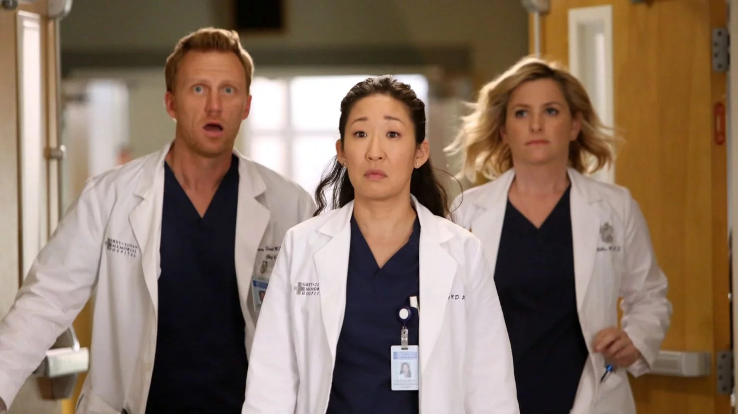 Grey\'s Anatomy\' Stars Congratulated Sandra Oh On Her Emmy Nom & I\'m ...
