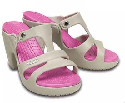 Crocs Women's Cyprus V Heel
