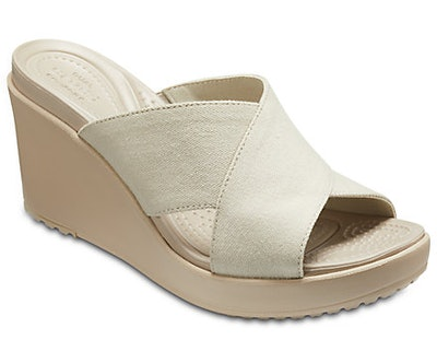 Women's Leigh II Cross-Strap Wedge