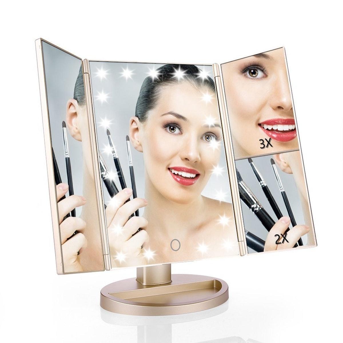 Easehold Lighted Vanity Mirror