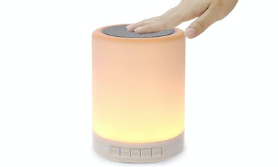Shava Night Light Bluetooth Speaker