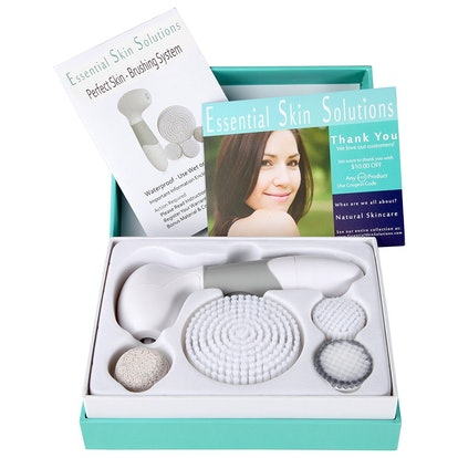 Essential Skin Solutions Cleansing Brush