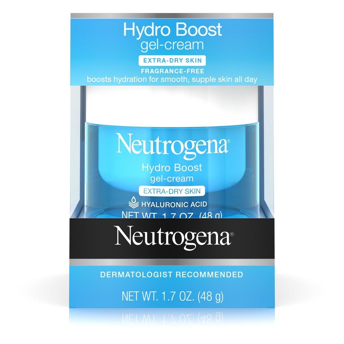 Neutrogena Hydro Boost Hyaluronic Acid Gel Face Moisturizer