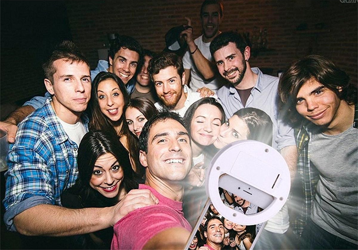 SRL Selfie Ring Light