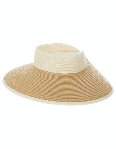 Floppy Packable Visor Hat