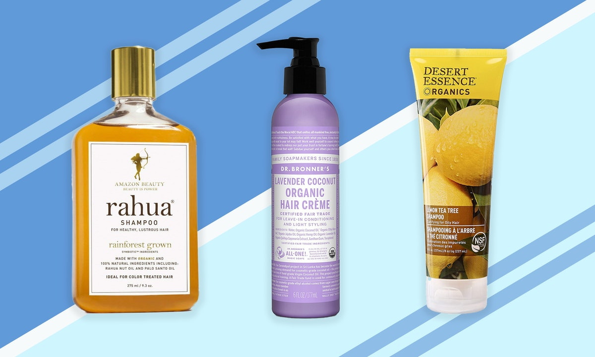 The 8 Best Organic Shampoos And Conditioners
