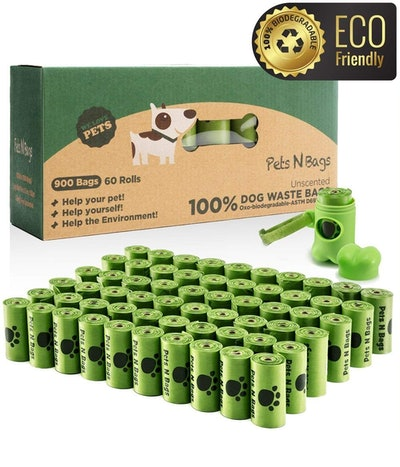 Bio Degradable Dog Waste Bags 900 Count
