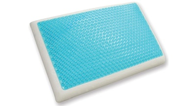 Classic Brands Reversible Cool Gel And Memory Foam Pillow  — 19% Off