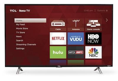 TCL 1080p Roku Smart LED TV — 20% Off