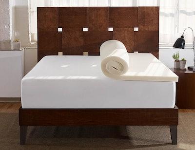 Sleep Innovations 2-Inch Mattress Topper — 31% Off