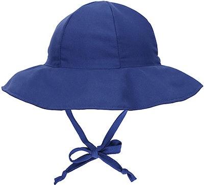 ThunderCloud Children's 50+ UPF Sun Protective Wide Brim Bucket Hat