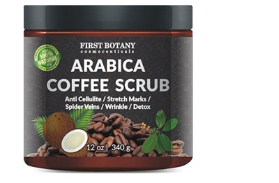 Arabica Coffee Scrub