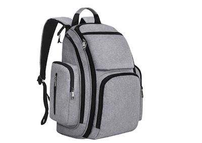 Mancro Backpack Diaper Bag