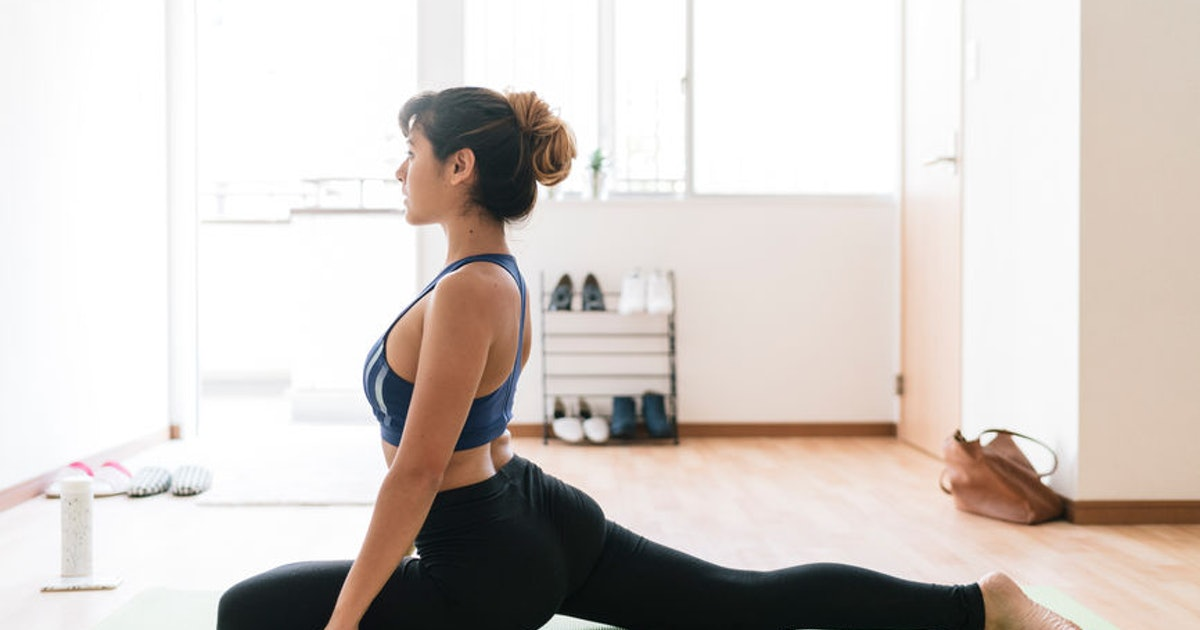 5 Full Body Workouts You Can Do At Home That Aren't Nearly As Torturous As Burpees