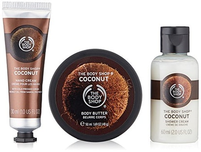 The Body Shop Coconut Beauty Bag — 35% Off