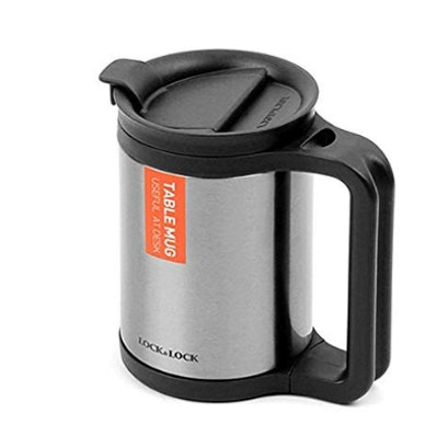 Lock&Lock Stainless Steel Hot & Cool Table Mug