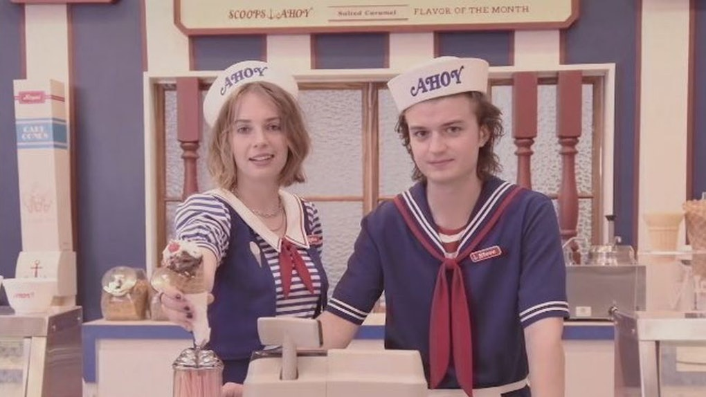 Who Is Robin In 'Stranger Things' Season 3? Maya Hawke's New