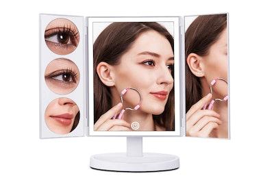 Makartt Lighted Makeup Mirror — 22% Off