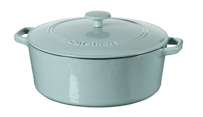 Cuisinart Casserole Cast Iron — 64% Off
