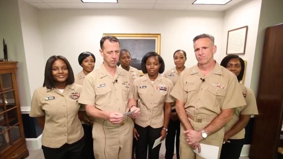 The Us Navys New Natural Hair Policy Allows Locs Braids