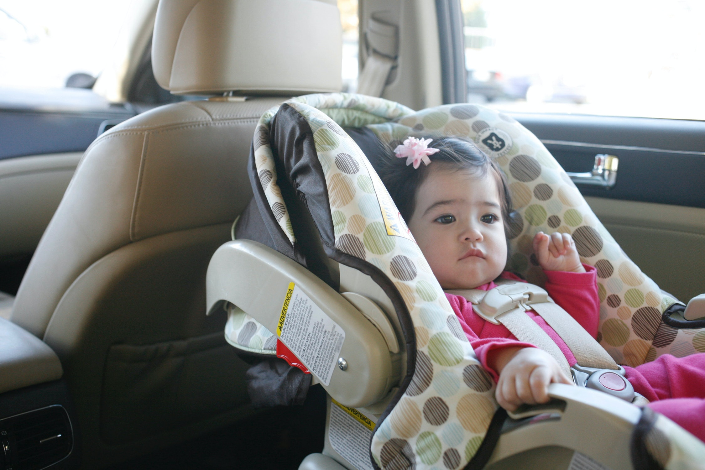 How To Keep Baby From Sweating In The Car Seat Because Summer Heat Is No Joke