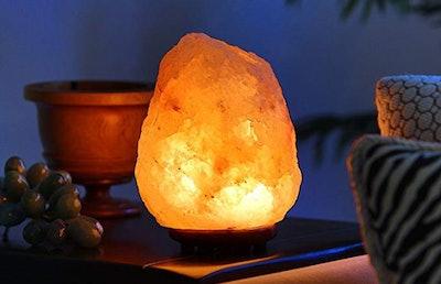 Himalayan Glow Large Salt Lamp — 45% Off