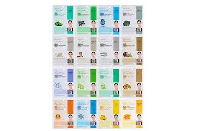 Dermal Korea Collagen Facial Mask 16-Pack Sheet — 69% Off