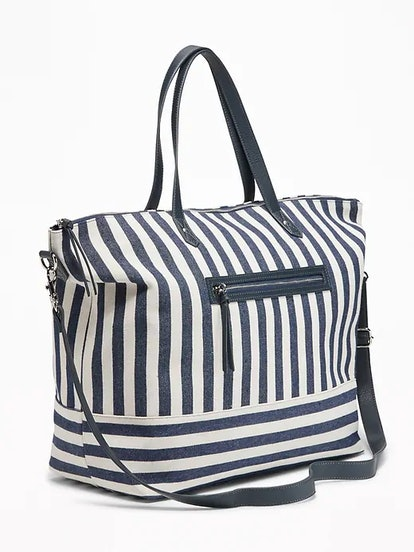 Canvas Weekender Tote for Women